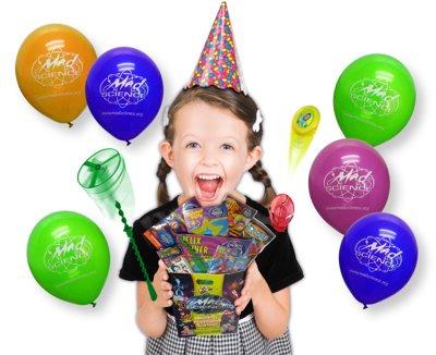 Childrens Birthday Parties Pricing Mad Science Of Las Vegas - Children's birthday venues las vegas